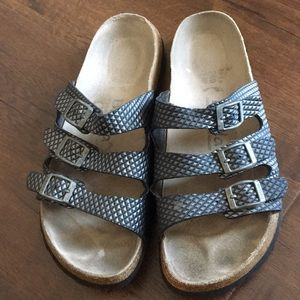 BETULA by Birkenstock's fussbelt sandals